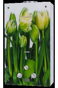 Газовая колонка Генберг 210.01 Тюльпаны в группе  ГАЗОВЫЕ КОЛОНКИ от производителя Genberg