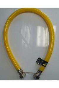 Подводка (шланг) гибкая полимерная 3/4 1,5 м гайка/гайка в группе  ПОДВОДКИ ГАЗА от производителя Silver Flex