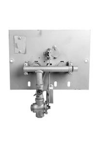 Газовые горелки  Угоп 16 для банных печей Классик в группе  Газовые горелки для банных печей и котлов от производителя