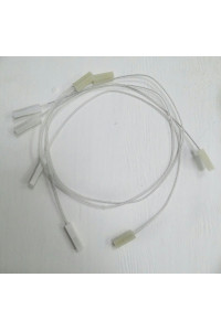 Комплект проводов к разрядникам Дарина мод. GM 441, 442 (L-320 мм. - 2 шт, L-470 мм. - 2 шт) в группе  ЗАПЧАСТИ от производителя Дарина