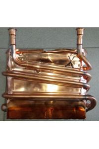 Теплообменник BOSCH WR 10 B 23 в группе  ЗАПЧАСТИ от производителя БОШ