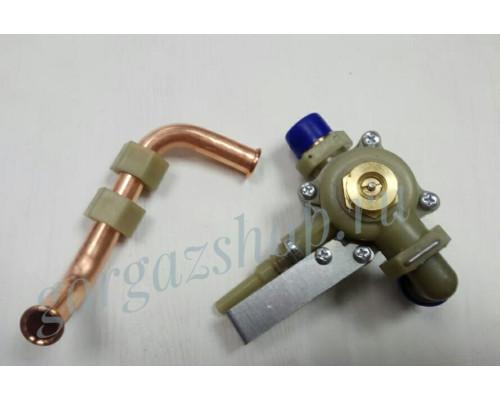 Комплект для замены водяного узла Baltgaz в ВПГ Neva-4511 (пластиковый)