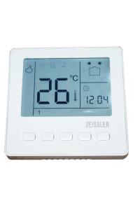Программируемый терморегулятор ZEISSLER в группе  КОМПЛЕКТУЮЩИЕ ДЛЯ КОТЛОВ от производителя