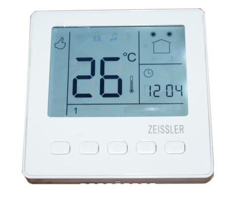 Программируемый терморегулятор ZEISSLER
