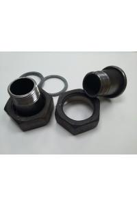 Комплект адаптеров для газовых счетчиков ДУ 20 с резьбой в группе  СЧЕТЧИКИ ГАЗА от производителя