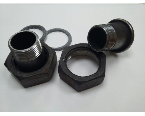 Комплект адаптеров для газовых счетчиков ДУ 20 с резьбой