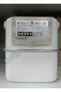 Счетчик газа СГБ G4 Сигнал (боковой) левый в группе  СЧЕТЧИКИ ГАЗА от производителя