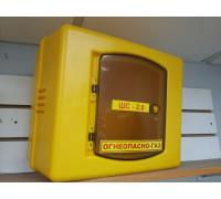 Шкаф навесной для уличного газового счетчика G6