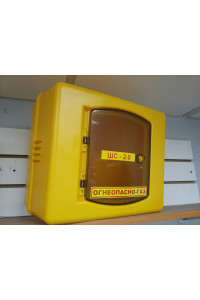 Шкаф навесной для уличного газового счетчика G6 в группе  СЧЕТЧИКИ ГАЗА от производителя